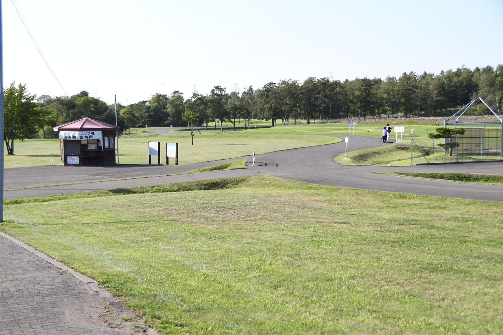 ながぬまコミュニティ公園パークゴルフ場